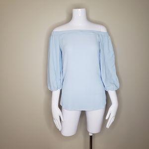 Women's off the shoulder blouse